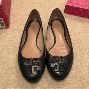 Tory Burch Ballet Lowell Flats 9.5